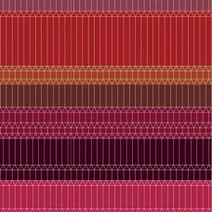 160114- Zigzag Red 3x4
